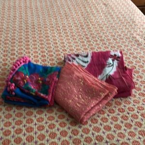 Bundle 3 scarves - 25% discount